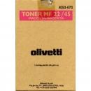 Original Olivetti Toner B0482 Magenta