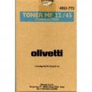 Original Olivetti Toner B0483 Cyan