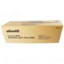 Original Olivetti Trommel B0538 Yellow/Gelb