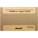 Original Olivetti Toner B0567 Schwarz
