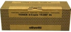 Original Olivetti Toner B0592 Schwarz