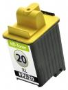 Alternativ Olivetti Patronen B0384 / FPJ20 Schwarz