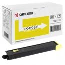 Original Kyocera Toner TK-895Y Gelb