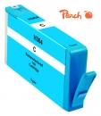 Peach HP Patronen 364 Cyan mit Chip