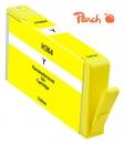 Peach HP Patronen 364 Gelb mit Chip