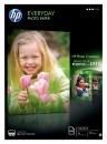 HP Fotopapier DIN A4 / Q2510A - glänzend - 200g - 100 Blatt