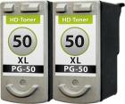 Set Patronen Canon 2x PG-50 XL Refill