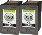 Alternativ Patronen Set HP 2x 350