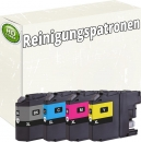 Alternativ Reinigungspatronen Brother LC-123