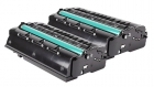 Set 2x Alternativ Ricoh Toner 407246 / SP 311HE Schwarz