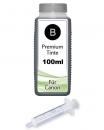 100 ml Nachfülltinte für Canon PG-37 PG-40 PG-50