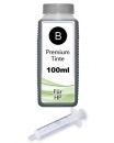 100 ml Nachfülltinte für HP Patronen 15 15XL Schwarz