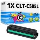 Alternativ Samsung Toner CLT-C505L Cyan