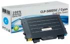 Alternativ Samsung Toner CLP-500D5C Cyan