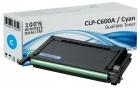 Alternativ Samsung Toner CLP 600 650 Cyan