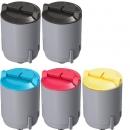 Alternativ Samsung Toner CLP 300 5er Set Mehrfarbig