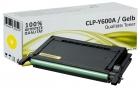 Alternativ Samsung Toner CLP 600 650 Gelb