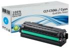 Alternativ Samsung  CLT-C506L Toner Cyan