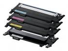 Alternativ Toner Sparset Samsung CLT-K406S+C406S+M406S+Y406S