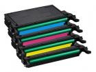 Alternativ Toner Sparset Samsung CLT-K6092S+C6092S+M6092S+Y6092S