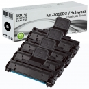 4x Alternativ Samsung Toner ML-2010D3 Schwarz Set