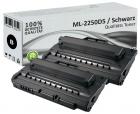 Alternativ Samsung Toner ML-2250D5 Schwarz Doppelpack