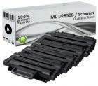 Alternativ Samsung Toner ML-D2850B Schwarz 4er Sparset