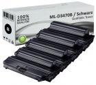 Alternativ Samsung Toner ML-D3470B Schwarz 4er Sparset