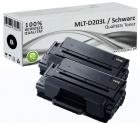 2x Alternativ Samsung Toner MLT-D203L Schwarz Set