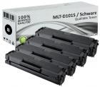 Alternativ Samsung MLT-D101S Toner Schwarz 4er Sparset