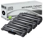 Alternativ Samsung Toner MLT-D1052L Schwarz 4er Sparset
