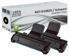 Alternativ Samsung Toner MLT-D1082S Schwarz Doppelpack