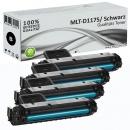 4x Alternativ Samsung Toner MLT-D117S Schwarz Set
