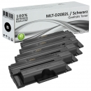 Set 4x Alternativ Samsung Toner MLT-D2082L XL Schwarz