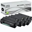 4x Alternativ Samsung MLT-D305L Toner Schwarz Set