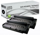 2x Alternativ Samsung Toner SCX-4216D3 Schwarz Set