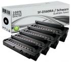 Alternativ Samsung Toner SF-D560RA Schwarz 4er Sparset