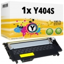 Alternativ Samsung Toner CLT-Y404S Gelb / Yellow