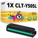 Alternativ Samsung Toner CLT-Y505L Gelb / Yellow