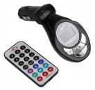 Setty FM Transmitter - MP3 Player fürs Auto