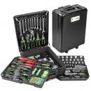Starkmann Premium-Werkzeugset mit 225 Teilen - Blackline