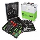 Starkmann Premium-Werkzeugset mit 225 Teilen - Greenline