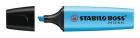 Stabilo Boss Textmarker - Blau