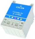 Kompatible Druckerpatrone Epson Ersetzt T008 Color