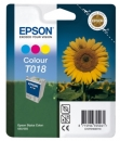 Original Epson Patronen T018 Color