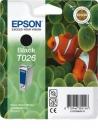 Original Epson Patronen T026 Schwarz