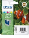 Original Epson Patronen T027 Color