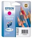 Original Epson Patronen T0323 Magenta