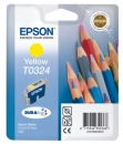 Original Epson Patronen T0324 Gelb