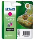 Original Epson Patronen T0343 Magenta